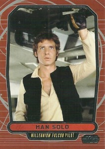 2013 Topps Star Wars Galactic Files 2 Trading Cards 24