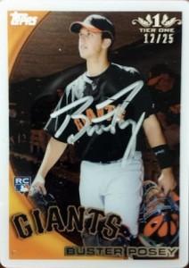 2013 Topps Tier One Baseball Cards 9