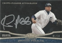 2013 Topps Tier One Baseball Cards 10