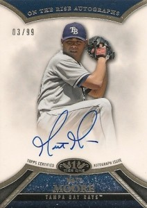 2013 Topps Tier One Baseball Cards 11
