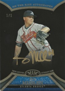 2013 Topps Tier One Baseball Hot List 31