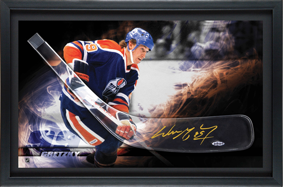 Wayne Gretzky Signs New Long-Term Autograph Deal with Upper Deck 2