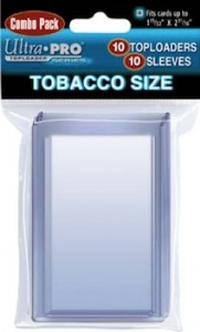 Ultra Pro Tobacco & Mini Card Protection Guide 4