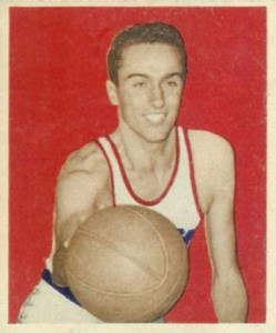 1948 Bowman Basketball Cards 5