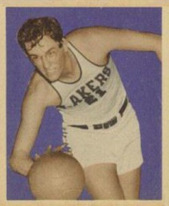 1948 Bowman Basketball Cards 4