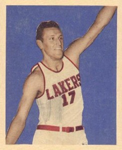 1948 Bowman Basketball Cards 6