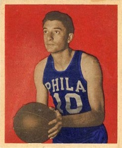 1948 Bowman Basketball Cards 7