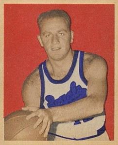 1948 Bowman Basketball Cards 8