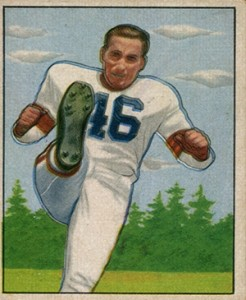 Top 25 Football Rookie Cards of the 1950s 1