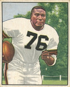 Top 25 Football Rookie Cards of the 1950s 5