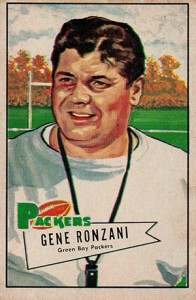 Top 25 Football Rookie Cards of the 1950s 22
