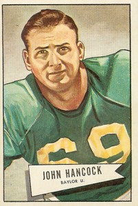 Top 25 Football Rookie Cards of the 1950s 10