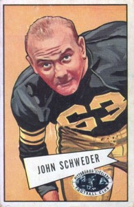Top 25 Football Rookie Cards of the 1950s 15