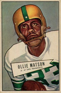 Top 25 Football Rookie Cards of the 1950s 6