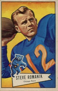 Top 25 Football Rookie Cards of the 1950s 7