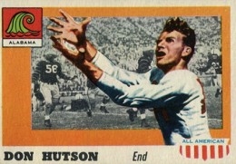 Top 25 Football Rookie Cards of the 1950s 4