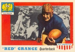 1955 Topps All-American Football Cards 21