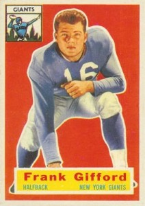 1956 Topps Football Cards 24