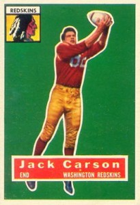 1956 Topps Football Cards 22