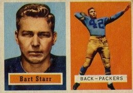 Top 25 Football Rookie Cards of the 1950s 24