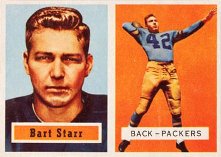 Top Green Bay Packers Rookie Cards of All-Time 21