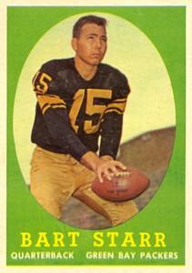 1958 Topps Bart Starr