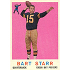 1959 Topps Football Cards
