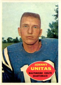 1960 Topps Football Cards 23