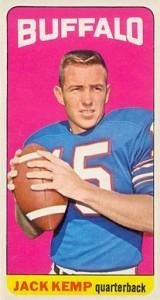 1965 Topps Jack Kemp