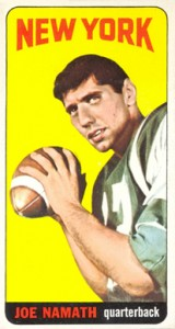 1965 Topps Football Cards 19