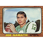 1966 Topps Football Cards