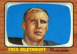 1966 Topps Football Cards 23