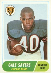1968 Topps Gayle Sayers 213x300 Image