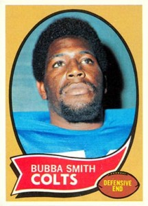 1970 Topps Bubba Smith