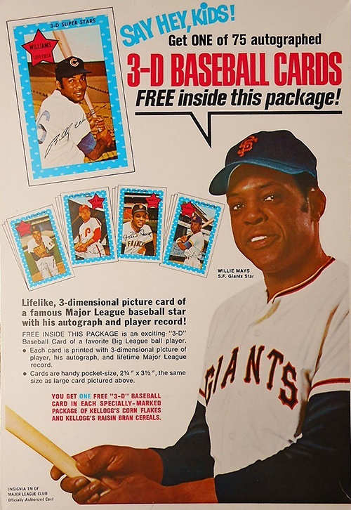 1971 Kellogg's Baseball Cards 3