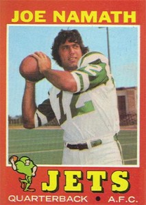 1971 Topps Football Cards 23