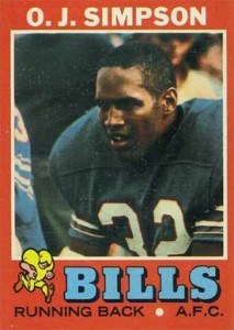 1971 Topps Football Cards 26