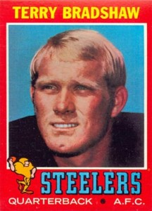 Terry Bradshaw Cards, Rookie Cards and Autographed Memorabilia Guide 1