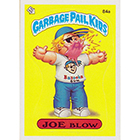 1986 Topps Garbage Pail Kids Series 3 Trading Cards