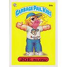 1986 Topps Garbage Pail Kids Series 3 Trading Cards