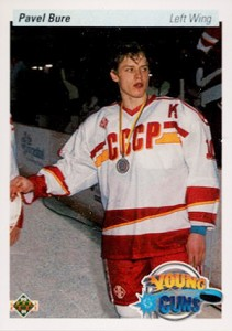 1990-91 Upper Deck Hockey Cards 3