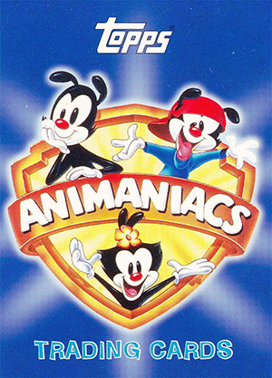 1995 Topps Animaniacs Trading Cards 24