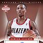 Damian Lillard Autographs in 2012-13 Panini Innovation Basketball