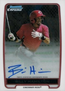 Billy Hamilton Prospect Card Guide 3