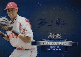 Billy Hamilton Prospect Card Guide 4