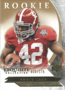 Eddie Lacy Rookie Card Checklist and Visual Guide 67