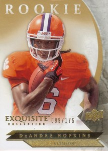 DeAndre Hopkins Rookie Card Checklist and Guide 15