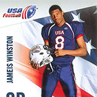 2012 Upper Deck USA Football Cards