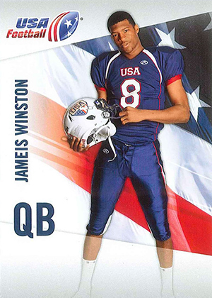 2012 Upper Deck USA Football Cards 19