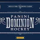 2013-14 Panini Dominion Hockey Cards